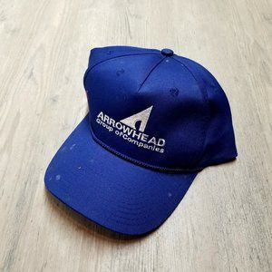 Vintage Embroidered Trucker Hat. Awesome Colors!